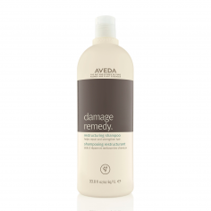 Aveda Damage Remedy Larger Salon Sizes Shampoo and Conditioner and Treatment Triple Pack