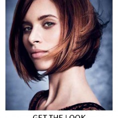 get the look straight