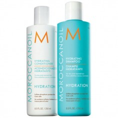 Moroccanoil Hydrating Shampoo and Conditioner 250ml Duo Set