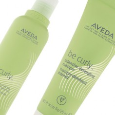 Aveda Be Curly Co Wash Duo
