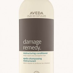 Aveda Damage Remedy Larger Salon Sizes Shampoo & Conditioner & Treatment Triple Pack