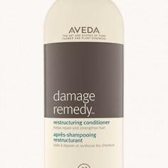 Aveda Damage Remedy Larger Salon Sizes Shampoo & Conditioner & Treatment Triple Pack