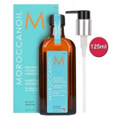 Moroccanoil Treatment Oil 125ml For all Hair Types