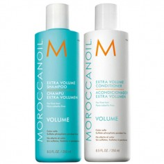 Moroccanoil Extra Volume Shampoo Conditioner Duo Set