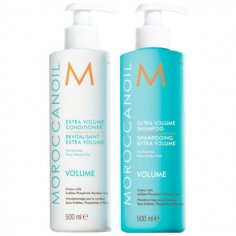 Moroccanoil Extra Volume Shampoo and Conditioner 500ml Duo Set