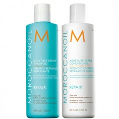 Moroccanoil Moisture Repair Shampoo and Conditioner