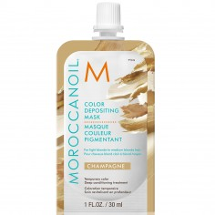Moroccanoil Color Depositing Mask 30ml (Champagne)