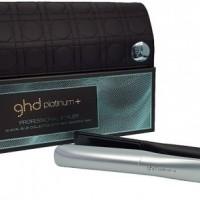 GHD Platinum + Glacial Blue Styler