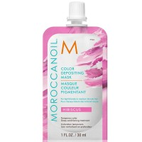 Moroccanoil Color Depositing Mask 30ml (Hibiscus)
