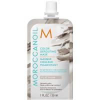 Moroccanoil Color Depositing Mask 30ml (Platinum)