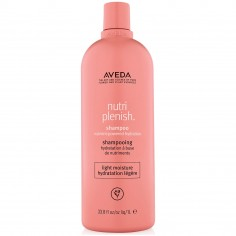 Aveda nutriplenish shampoo light moisture 1000ml