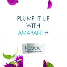 Kebelo Revitalising Shampoo