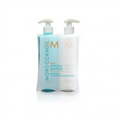 Moroccanoil Smoothing Shampoo and Conditioner Duo Se